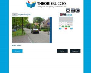 Auto theorie examen oefenen