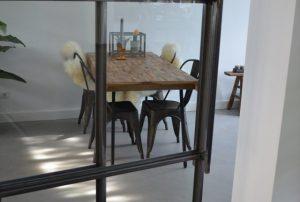 Eiken tafel oud laten ontwerpen bsp staffing