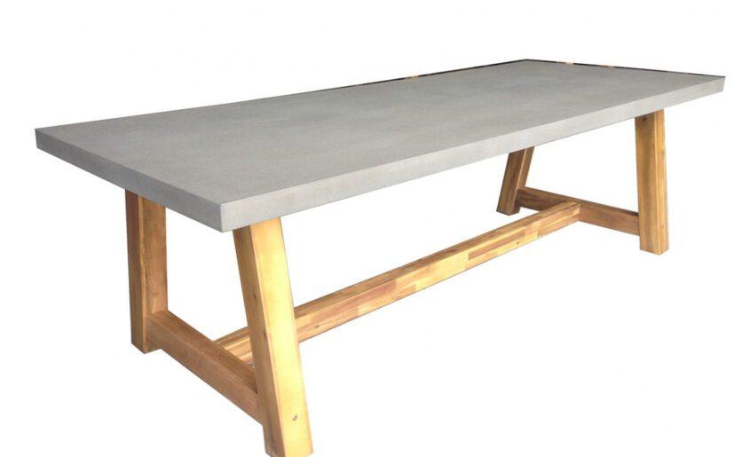 betonlook tafel kopen